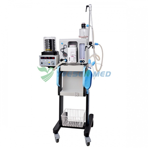 Portable and Mobile Veterinary Anesthesia with Ventilator YSAV600MV