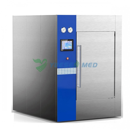 1000L with motorized door stainless steel large steam sterilizer YSMJ-MD1000