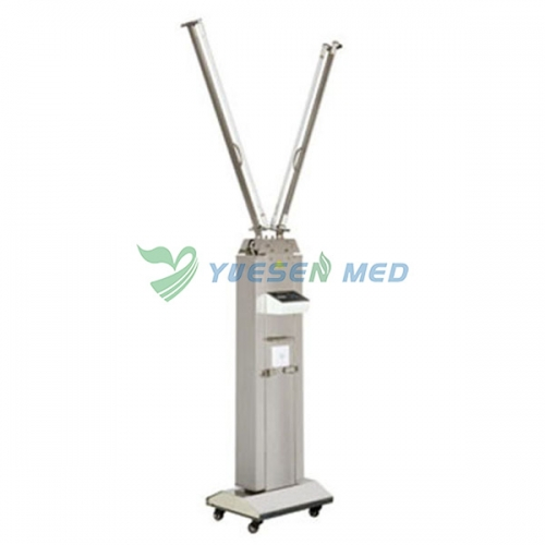 30W Mobile ultraviolet sterilization lamp with infrared sensor FY-30FSI
