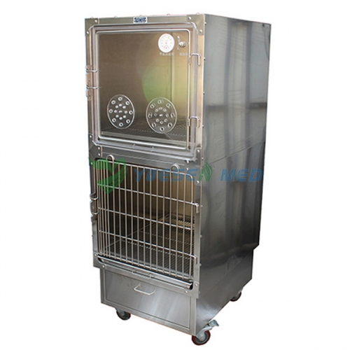 Pet oxygen supply cage YSVET0511