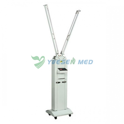 30W Mobile carbon steel ultraviolet sterilization lamp FY-30FSC