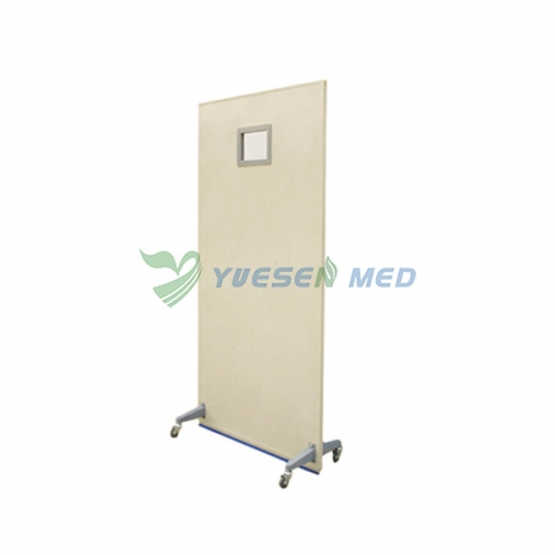 Single Couplet Radiation Protection Lead Screen YSX1606