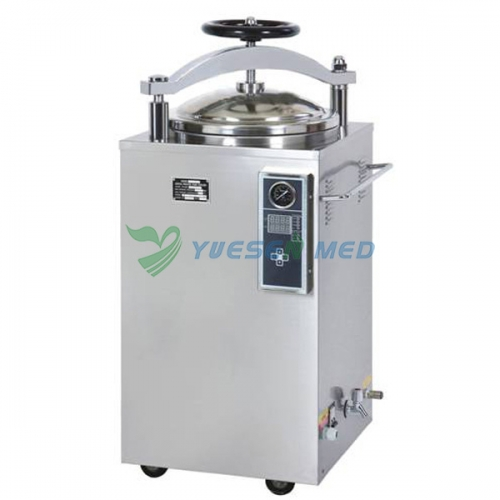 Vertical Steam Sterilizer (Hand Wheel Type) YSMJ-HD