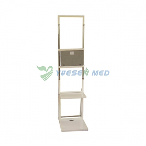 Vertical Standing X-ray Film Cassette Shelf YSX1612