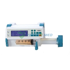 Stackable Syringe Pump With Drug Library YSZS-1800Y