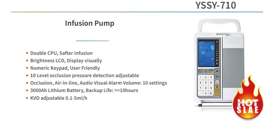 Infusion Pump YSSY-710