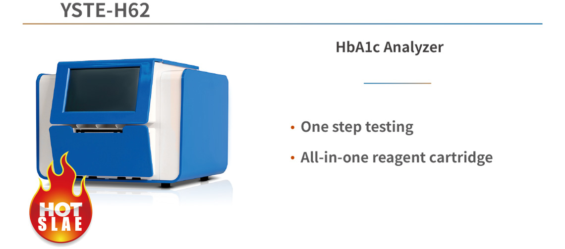 HbA1c Analyzer YSTE-H62