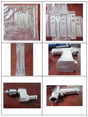Multifunction Electric Bone Drill / Saw System YSDZ0501