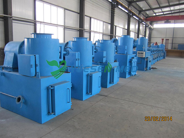 High Performance Waste Incinerators
