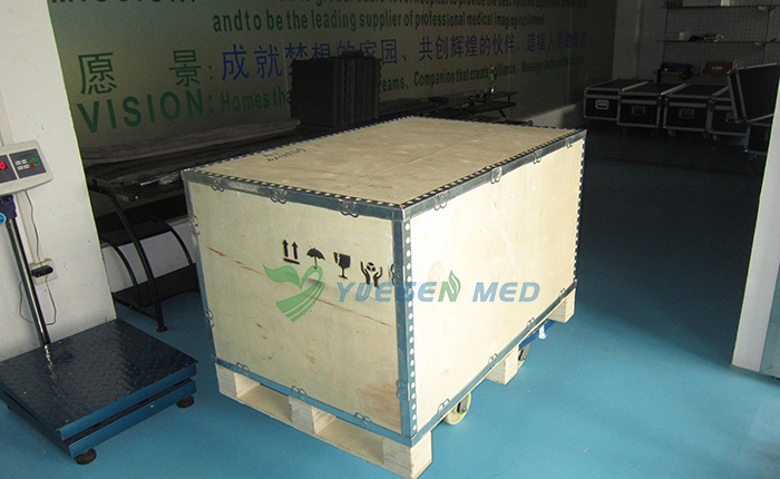 Medical X-ray Film Processor Wood Packcage
