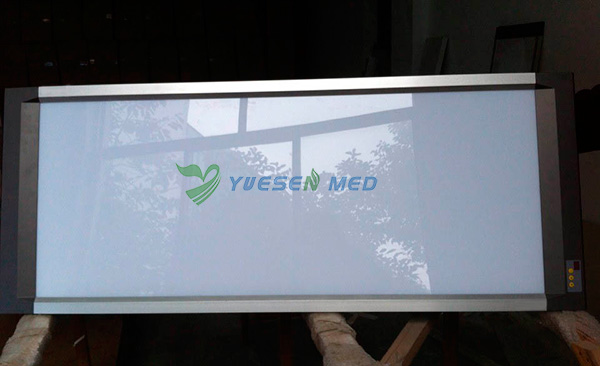 Three LED x ray film viewer YSX1706