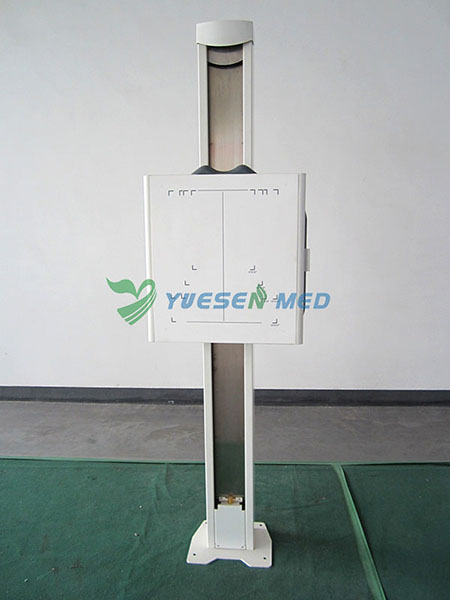 Luxury Type X-ray Machine Radiography Chest Stand YSX1807-2