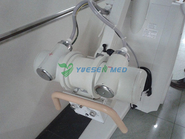 High Frequency Mobile X-ray Unit