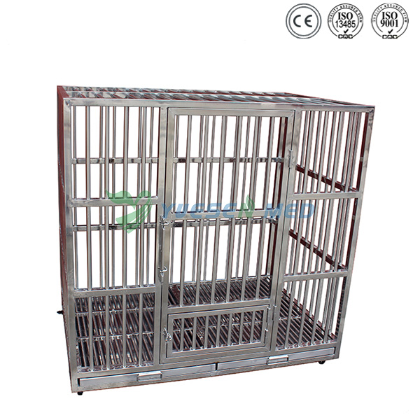 hot sale stainless pet cage YSVET1200