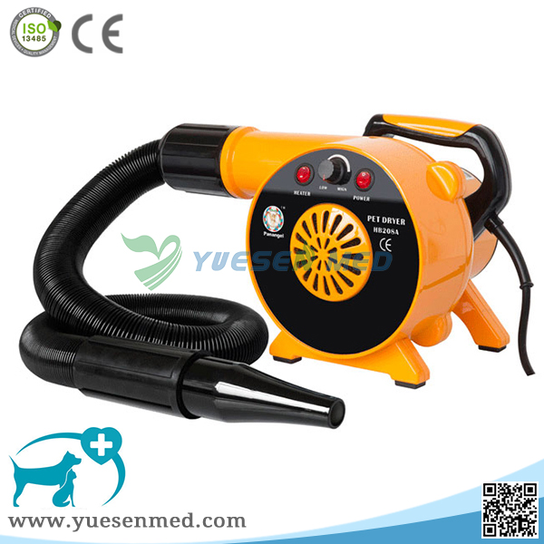 animal hair dryer
