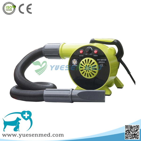 Portable Pet drier veterinary hair drier