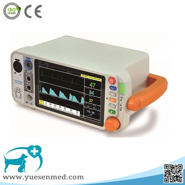 Veterinary Vital Signs Monitor