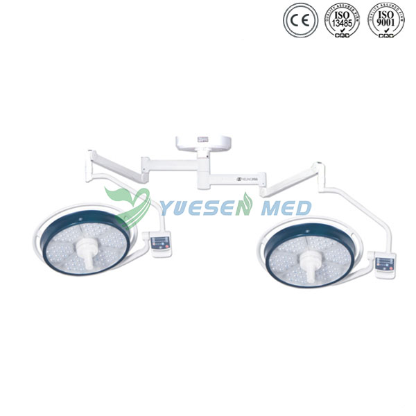 LED surgical shadowless lamp
