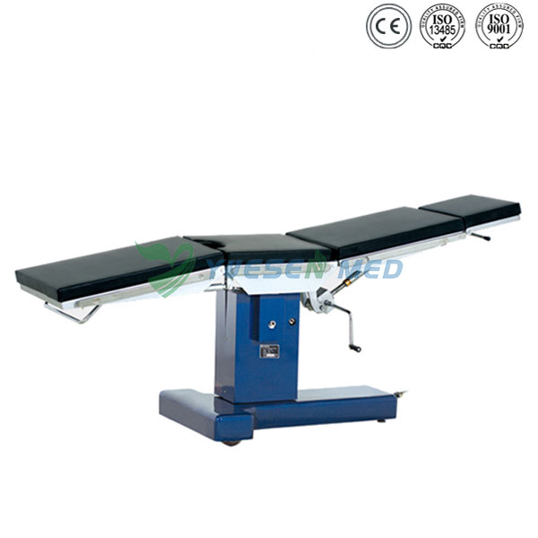 Head-control Manual General Operating Table