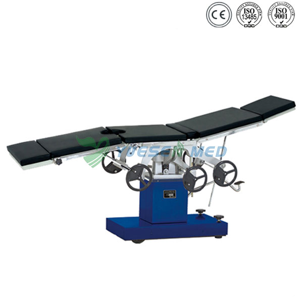 Two Sides Control Surgical Operation Table YSOT-3001