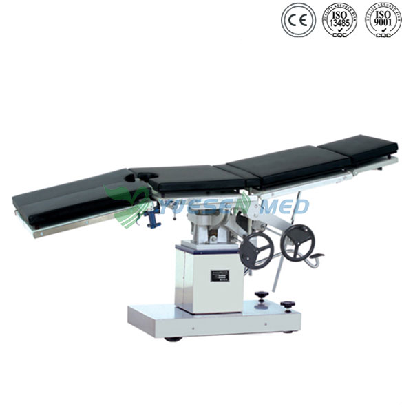 Two Sides Control Surgical Operation Table YSOT-3001B