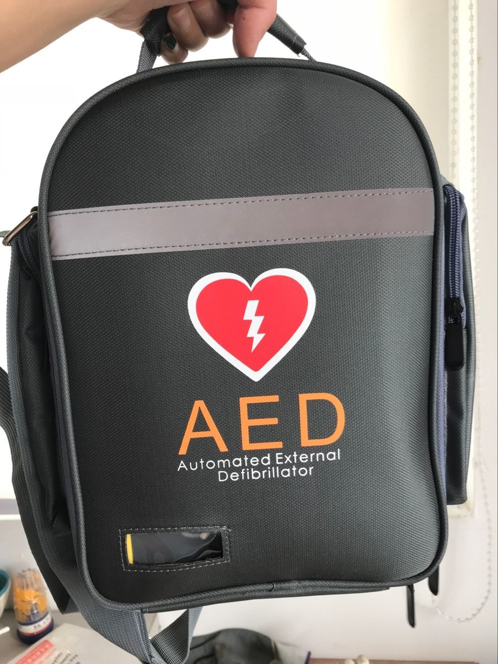 AED Portable Automated External Defibrillator YS-AED7000