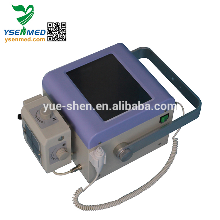 High Frequency Digital Mobile & Portable X-ray Machine Hot Sale