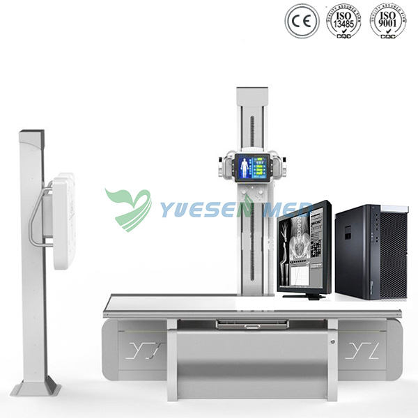 65KW 800mA Digital X-ray Machine YSX800D