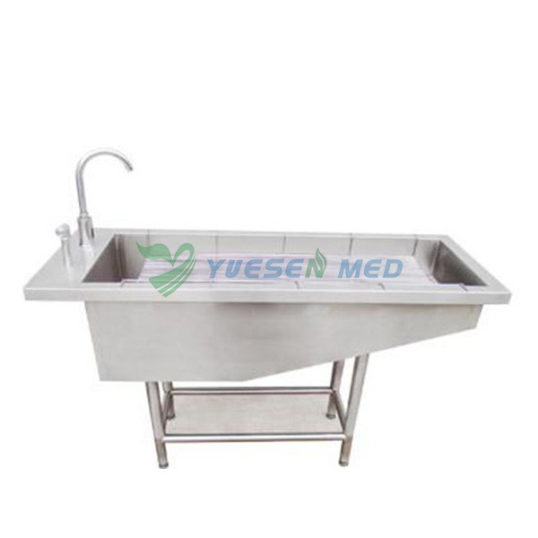 Stainless Veterinary Dog Grooming Cleaning Tub YSVET4101