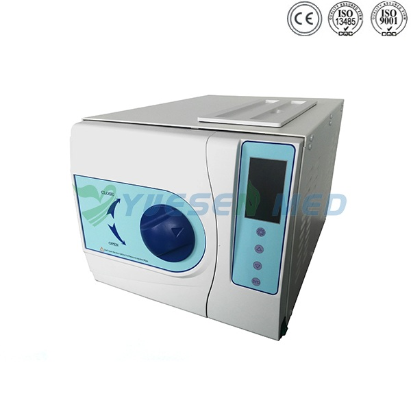 23L hospital automatic steam sterilizer laboratory autoclave