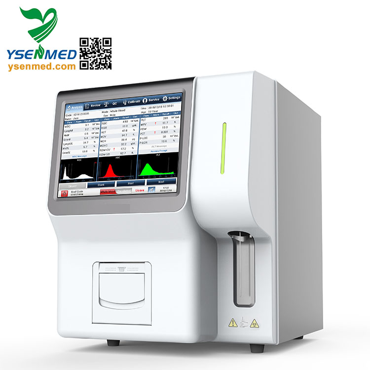 Fully Auto Portable Hematology Analyzer