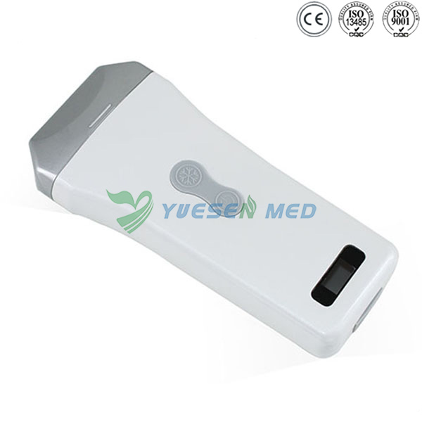 Veterinary Wireless Ultrasound Convex Probe With Mobile Phone YSB-W1