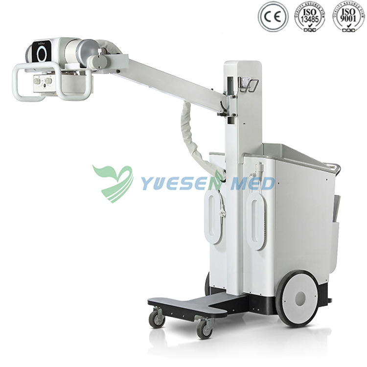 Mobile High Frequency Diagnostic X-Ray Machine