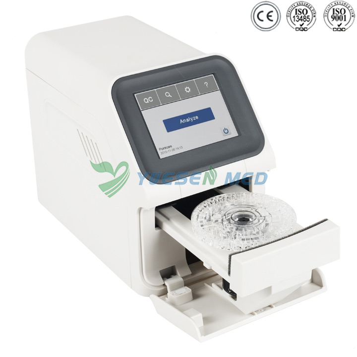 Portable Veterinary Auto Chemistry Analyzer