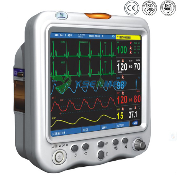 YSF15 15 Inch Patient Monitor
