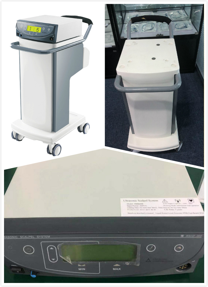 YSENMED Ultrasonic Scalpel System YSUSG300 for Algeria