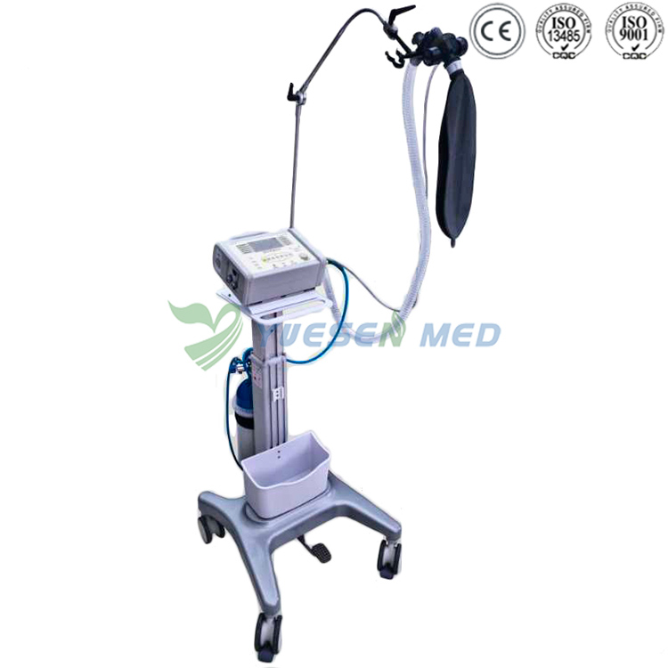 COVID-19 Medical Ventilator YSAV310A ICU Ventilator Price
