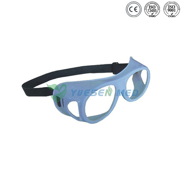 0.5mmPb Protective X ray Lead Glasses YSX1603