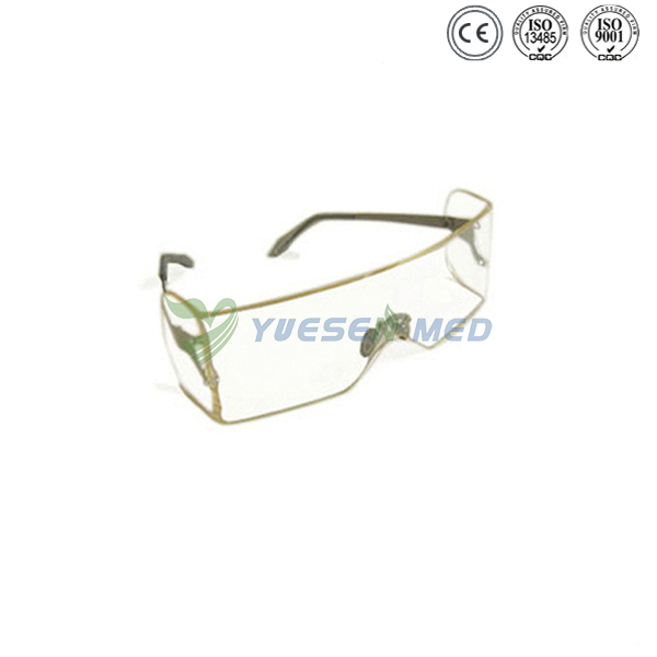 X ray Protective Lead Glasses