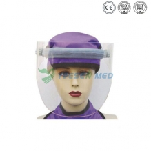0.1mmPb Imported Radiation Protection Material X-ray Lead Mask YSX1532