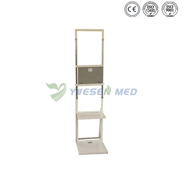 YSX1612 Vertical Standing X-ray Film Cassette Shelf