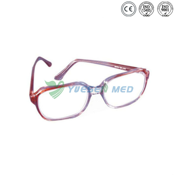 Side-Protective Lead Glasses YSX1626