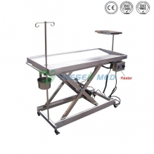 V-Shaped Pet Operation Table  YSVET0506