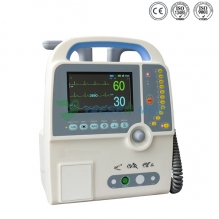 Portable Biphasic Defibrillator YS-8000D