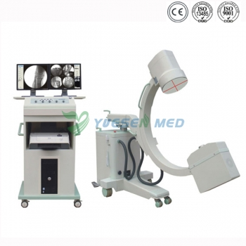 3.5KW/5KW Mega-pixel digital c-arm x-ray machine YSX-C35D