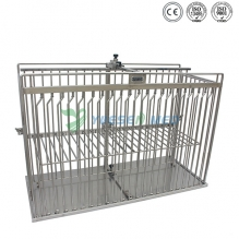 Small animal restraint cage YSVET700A