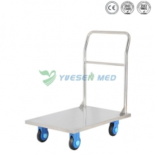 high quality stainless veterinary transport cart YSVET9111