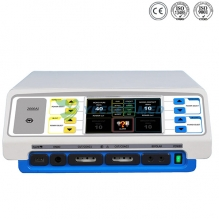 Nine working modes high frequency electrosurgical generator YSESU-2000AI LCD