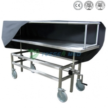 Stainless Steel Corpse cart YSTSC-2E