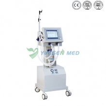 LCD display mobile ventilator machine YSAV90B